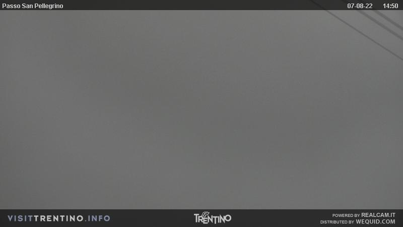 Webcam San Pellegrino Pass - Costabella chair lift arrival - Altitude: 2,513 metresArea: Col MargheritaPanoramic viewpoint: static webcam. View from Col Margherita, in the ski area Alpe Lusia - San Pellegrino, in direction of the mountain pass and the downstream station of the