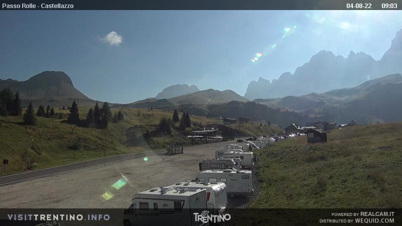 Webcam <br><span> san martino di castrozza</span>