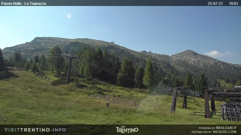 webcam San Martino di Castrozza