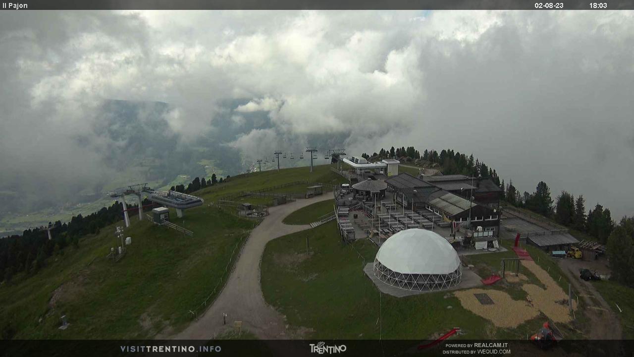 Il Pajon - Alpe Cermis