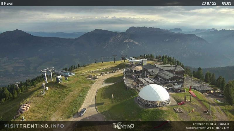 Webcam <br><span>Alpe Cermis - Paion</span>