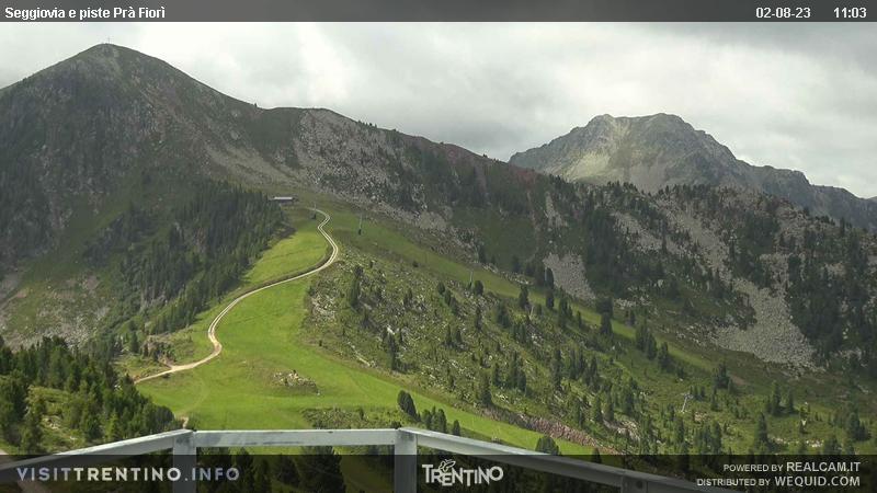 Alpe Cermis - Prafiorì