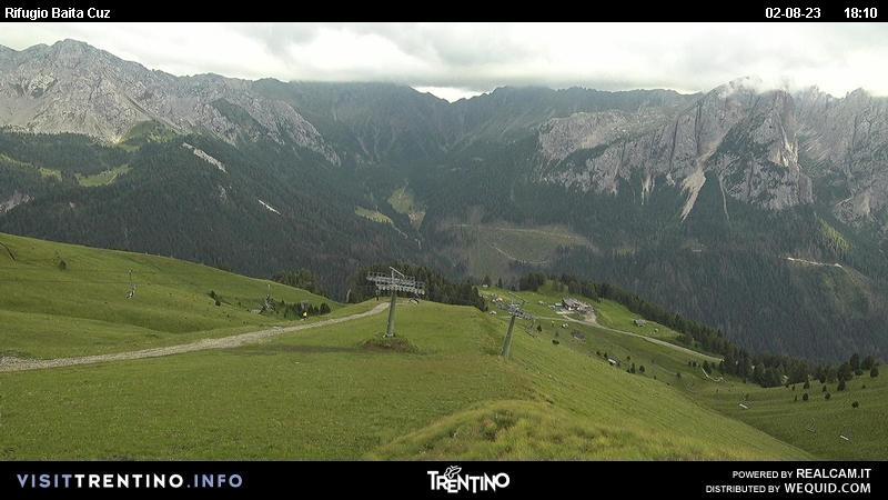 Webcams de Val di Fassa (Alpes Italianos)
