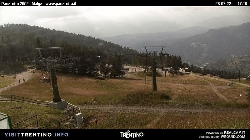 Webcam Neve Panarotta