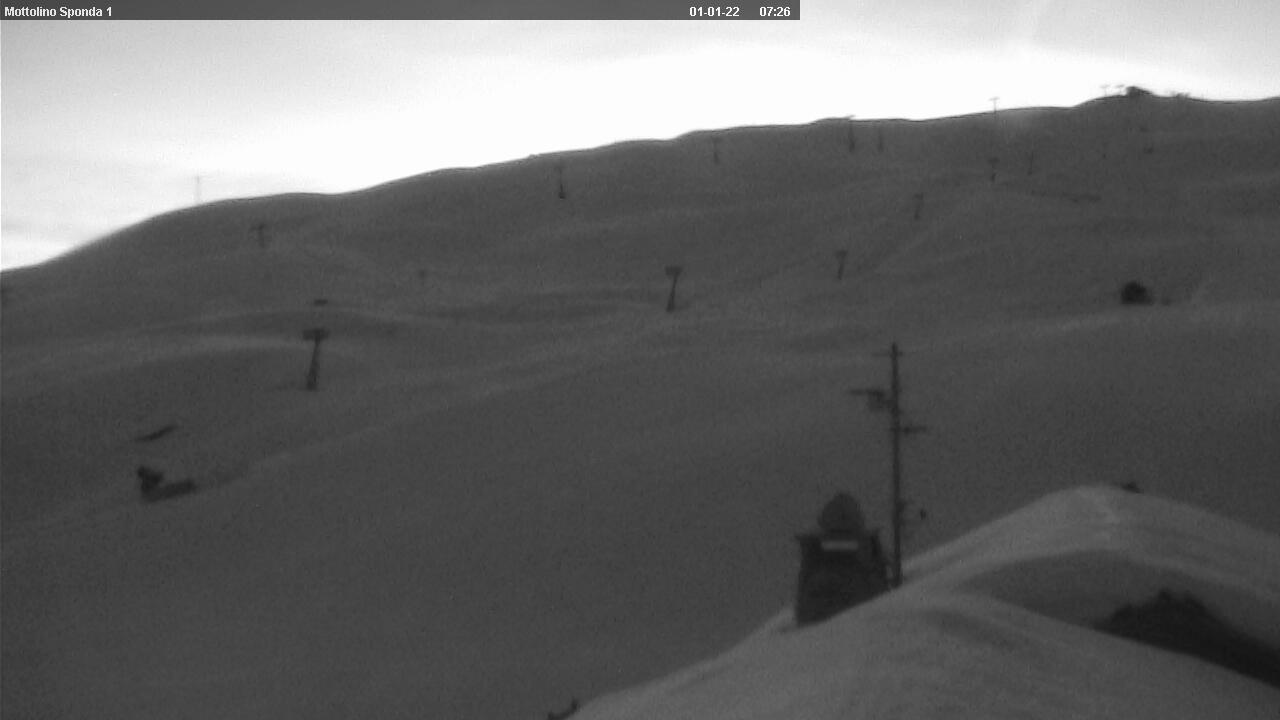 Webcam Monte Sponda - Livigno,