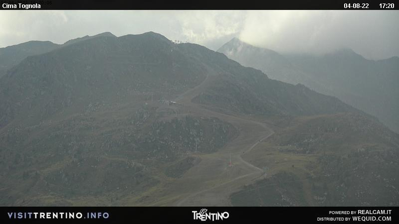 Webcam San Martino di Castrozza, Cima Tognola