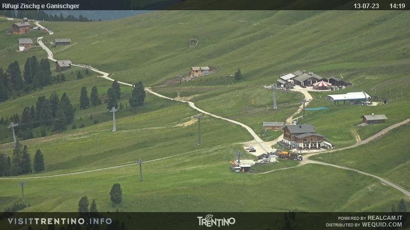 SkiCenterLatemar - Rifugi Zischg e Ganischger