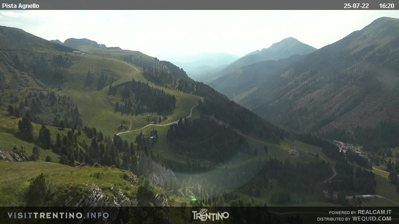 Webcam <br><span> predazzo - pista agnello</span>
